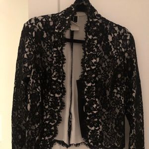 Tadshi lace jacket